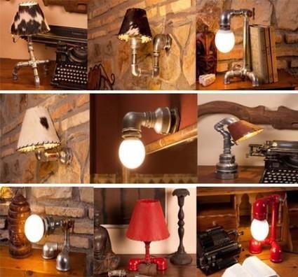 Conoce la decoraci n industrial vintage - Decoracion vintage industrial ...
