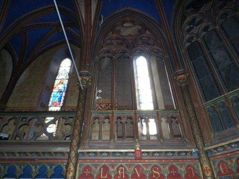 Rodez La chapelle du collège Sainte-Marie promise à la démolition   L'observateur du patrimoine   Scoop.it