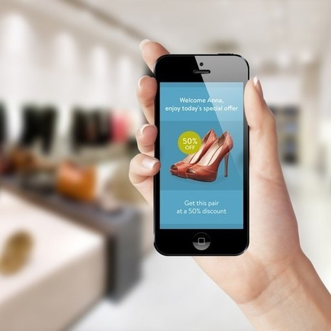 What iBeacon Means for Digital Marketing and Ecommerce in the... | Digital Marketing | Scoop.it
