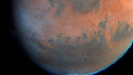 Mysterious Mars Haze Puzzles Scientists | AboutBC - Cultura y Ciencia | Scoop.it