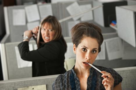 Pour en finir avec le cliché sexiste sur les conflits entre femmes au travail - Mode(s) d'emploi | SandyPims | Scoop.it