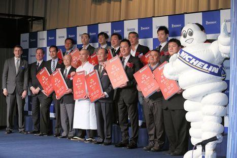 Tokyo reste la capitale de la gastronomie pour la sixième année consécutive !   Food and news   Scoop.it