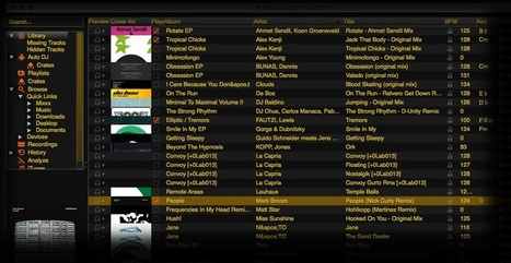 Sortie de Mixxx 2.0 - LinuxFr.org | Actualités de l'open source | Scoop.it