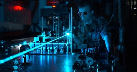 U.S. Army's New Cost-Saving Laser Can Shoot Down Drones | Disruptive Innovation | Scoop.it