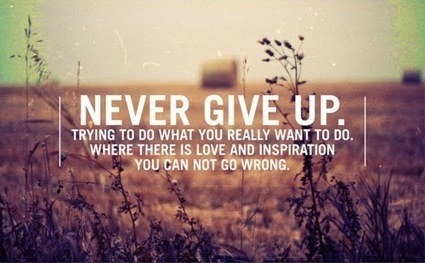 Never Give Up In Blogging Because It Is Not Working - Blogging Engage | Bloggiing Tips  and Tutorials | Scoop.it
