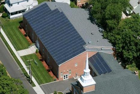 Cathedral Thinking: Can Houses Of Worship Become Beacons Of Sustainability? | Solar Energy, Alternative Energy, Clean Energy | Scoop.it