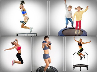 Top 10 Health Benefits Of Trampoline Exercises | Useful Fitness Articles | Scoop.it