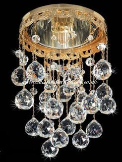 Crystal Downlights Traditional and Contemporary Design for delightful impression! « Classical Chandeliers's blog | Chandeliers | Scoop.it