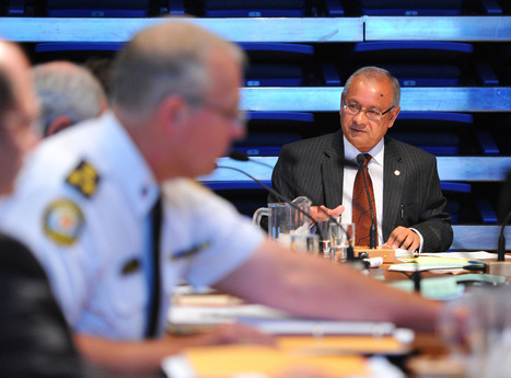 Police board chair Alok Mukherjee out of patience for racial profiling | Toronto Star | Police Governance | Scoop.it
