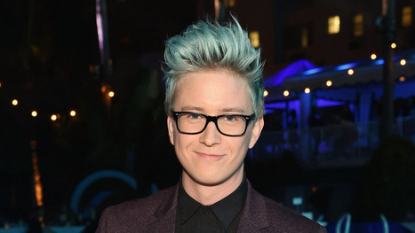 The Grammys will get a major dose of YouTube powerhouse Tyler Oakley | MOVIES VIDEOS & PICS | Scoop.it