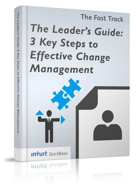 The Leader's Guide: 3 Key Steps to Effective Change Management - The Fast Track | Educ8 Tech | Scoop.it