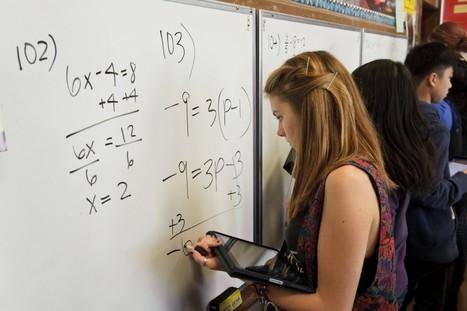 A Look Inside the iPad Classroom | MindShift | Using iPad's in the Classroom | Scoop.it