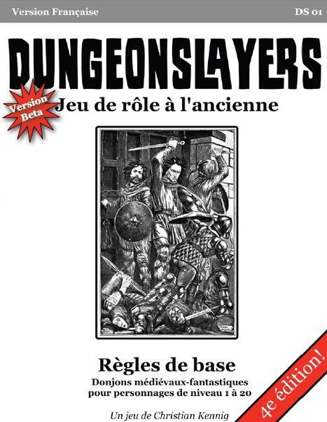 Télécharger DungeonSlayers en VF | Jeux de Rôle | Scoop.it