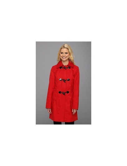 Nautica Toggle Raincoat Deep Sea Red - Zappos.com Free Shipping BOTH Ways | Style | Scoop.it