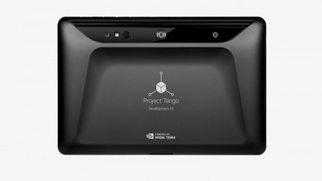 Lenovo And Google Announce Partnership To Develop Project Tango Smartphone | Internet of Things - Company and Research Focus | Scoop.it