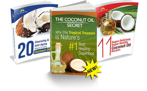 The Alternative Daily Special Report: The Coconut Oil Secret Exposed | FITNESS AND WEIGHT LOSS | Scoop.it