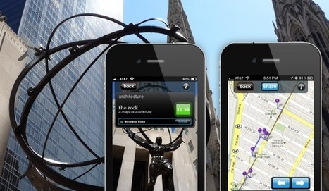 Tell Location-Based, Multimedia-Rich Stories With Moveable Feast | Transmediation | Scoop.it
