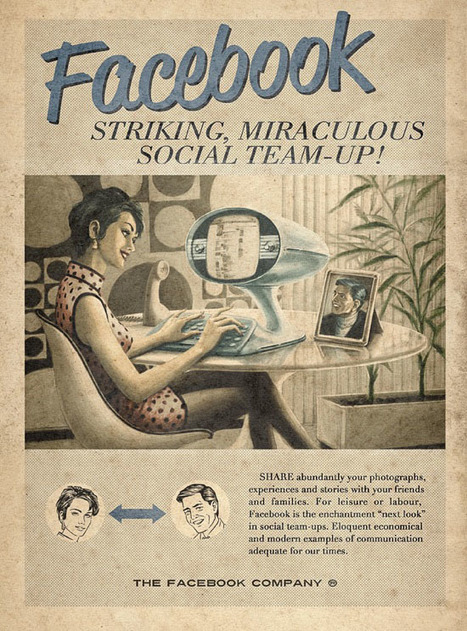 Vintage Ads Representing Modern Technologies | Psychology of Consumer Behaviour | Scoop.it
