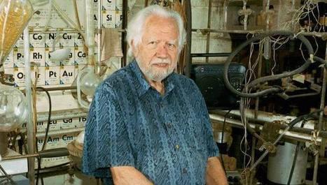 88 éves korában elhunyt Sasha Shulgin   Shamans and Entheogens Hungarian   Scoop.it