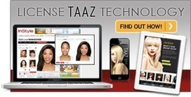 TAAZ Virtual Makeover & Hairstyles - Get a new look with makeup tips to stay in style | Retouches et effets photos en ligne | Scoop.it