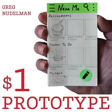 $1 Prototype: A Modern Approach to Mobile UX Design and Rapid Innovation | Mobile Technology | Scoop.it