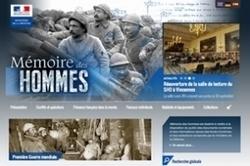 Mémoire des Hommes : nouveau design, nouvelles bases, nouveaux outils | GenealoNet | Scoop.it