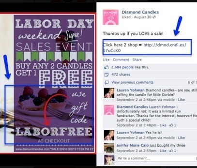 How to Sell on Facebook Using Images | Chambers, Chamber Members, and Social Media | Scoop.it