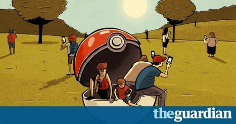 Why Pokémon Go really is a national health service | Gaby Hinsliff | Digitized Health | Scoop.it