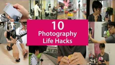 10 Cheaper Solutions to Expensive Photography Gear - Lifehacker | DSLR video and Photography | Scoop.it