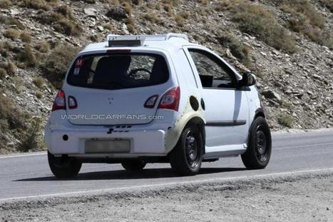 [FOTOS ESPÍA] Smart ForTwo 2015 | La Marca de la Estrella | Scoop.it