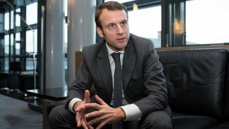 Macron lance un nouveau projet à Nantes : Cap sur l'Industrie du Futur - DirectMatin.fr | Early Nantes | Scoop.it