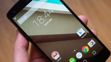 Android L – What Is New For Android App Developers | Web Design | Scoop.it