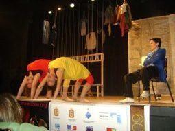 المهرجان الوطني للمسرح فرق متبارية وكفاءات مسرحية   القنــور محمد   Scoop.it