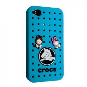 CROCS Premium Silicon Case for iPhone5 | iCentreindia.com | Daikin AC Dealers in Chennai | Scoop.it