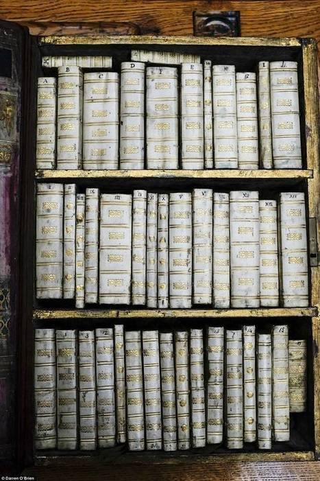 Historiadores encontraram algo incrível nesse livro antigo | Mixordia de  temáticas | Scoop.it