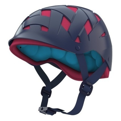 Helmet Designed with Bean Bags Reduces Bicycle Injuries | Cool Outdoor Furniture | Scoop.it