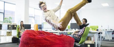 C'est prouvé, être heureux au travail améliore la productivité | Open Source Thinking | Scoop.it