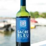 New Wine in New Bottles. The Sacre Bleu Designer QR Code | Tag 2D & Vins | Scoop.it