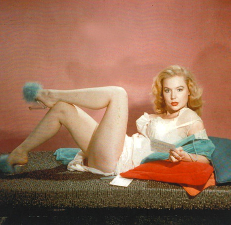 Betty Brosmer | Lingerie Love | Scoop.it