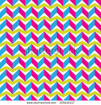 Seamless Geometric Pattern With Zigzags. Can Be Used In Textiles, For Book Design, Website Background. Stock Vector 105242417 : Shutterstock | Research for preparing a Questionnaire | Scoop.it