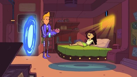 How Adventure Time's offspring measure up - Screen Robot   Culture Gulcher   Scoop.it