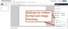 Quickly Find Images for Google Presentations - Research tool in Google Docs | iGeneration - 21st Century Education | Scoop.it