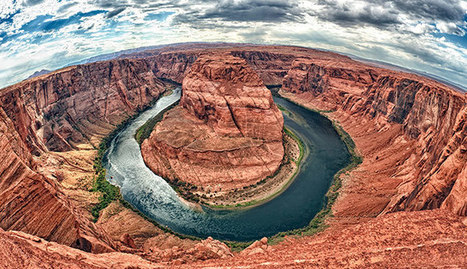 Photo Op: Horseshoe Bend Near Grand Canyon | AmeriKat | Scoop.it