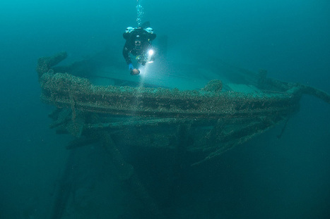 35 underwater photos of Great Lakes ship wrecks | DiverSync | Scoop.it