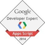 Martin Hawksey: Google Developers Experts (GDE) Apps Script | Google Apps Script | Scoop.it