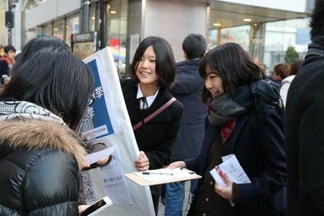 Japan's Youth Stand to Gain Stronger Voice | Youth Participation | Scoop.it