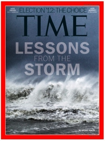 Why Time Magazine Used Instagram To Cover Hurricane Sandy | Transmedia: Storytelling for the Digital Age | Scoop.it