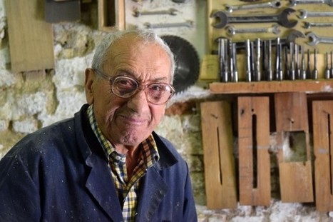 Woodworkers in Urbino keep traditional Italian woodcraft alive. | Le Marche another Italy | Scoop.it