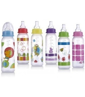 2-Pack 8 oz Printed Non-Drip Bottle Case Pack 24   Online Store   Scoop.it
