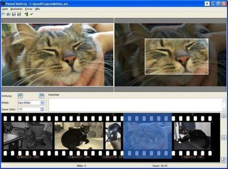 PhotoFilmStrip, software gratuito para convertir tus fotos en vídeo | Edu-Recursos 2.0 | Scoop.it